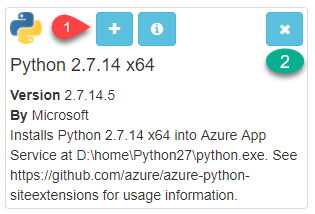 Import Python Modules for use in an Azure Function - Get-VM